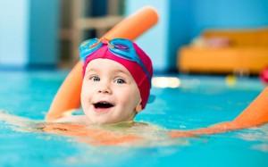 Ранний спорт для детей – отличный старт