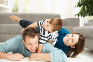 Как сделать так, чтобы малыш не сомневался в нашей любви