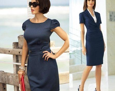 Основные критерии идеального офисного платья