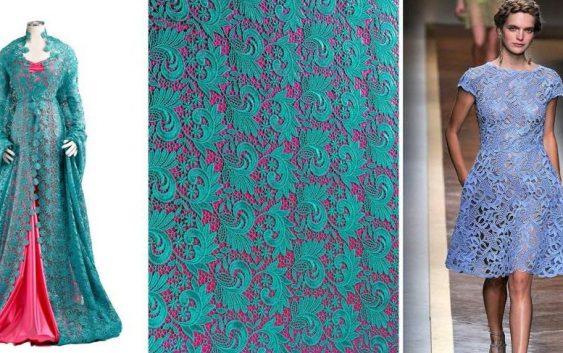 Где купить качественные ткани для вечерних платьев
