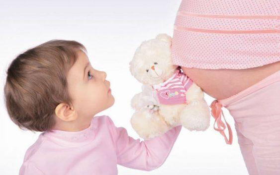 Когда лучше сказать первому ребенку о скором пополнении в семье?