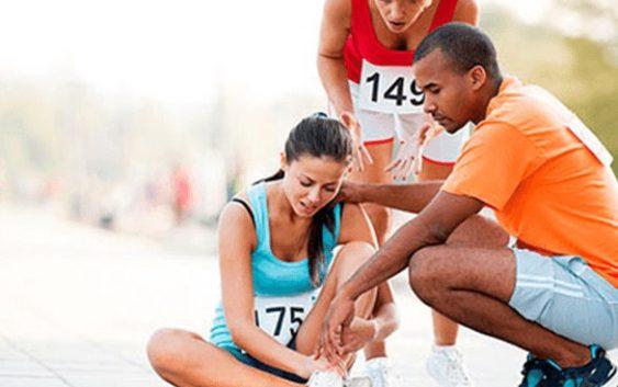 Страх после спортивной травмы