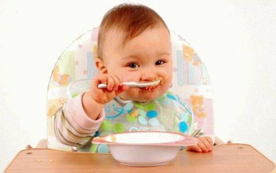 С чего начать прикорм ребенка
