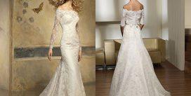Выбираем свадебное платье
