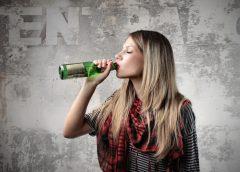 Алкоголизм у несовершеннолетних