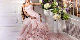 Свадебное платье «русалка»: яркий и интересный фасон для гармоничного образа