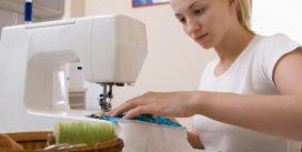 Как научиться шить одежду на швейной машинке