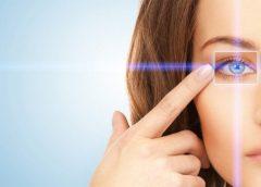 О восстановлении зрения