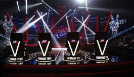 «Голос країни 8»: в шоу споет олимпийская чемпионка