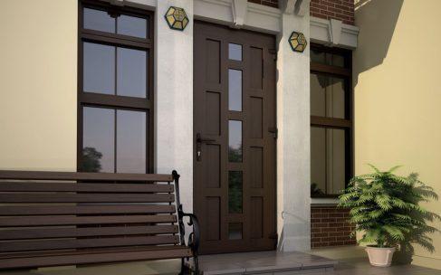 При отделке дома неизбежно возникнет вопрос о подборе внутренних и внешних дверей
