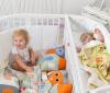 Кровать-манеж для малышей