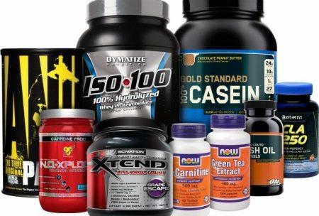 Лучшие BCAA-комплексы в спортивном питании