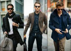 Приобретение стильной одежды для мужчин